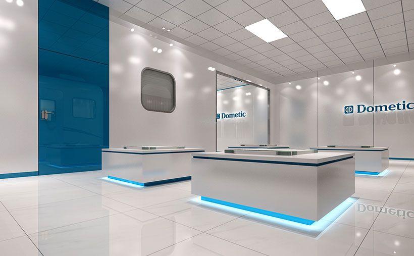 龙8国际官网|唯一官网美固電子有限公司展廳